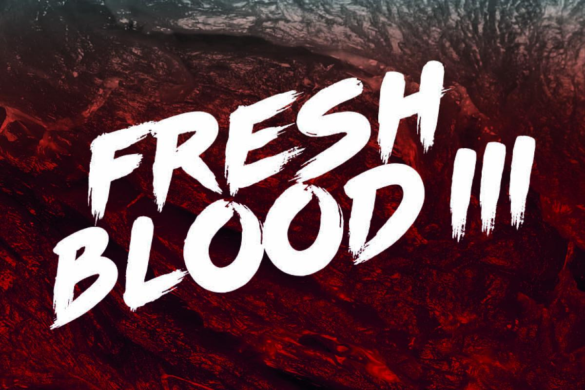 fresh blood